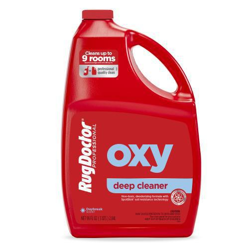 Rug Doctor Carpet Cleaner 96 Oz Professional With Oxy