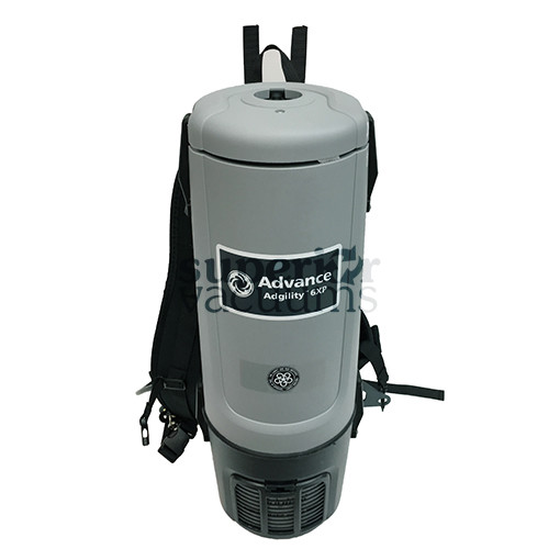 Nilfisk Advance 6XP Backpack Vacuum Cleaner