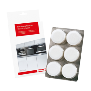 Miele Descaling Tablets