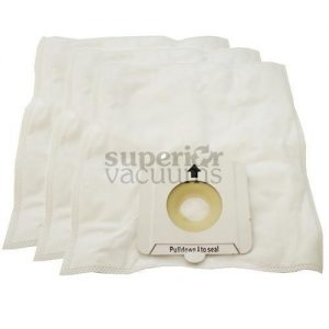 Bissell Vacuum Bag, 3 Pk Bissell Opticlean 42Q8 Oem
