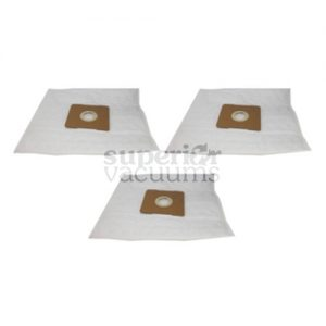 Bissell Vacuum Bag, 3 Pk Bissell Cleanalong 48K2 & 67E2 Hepa Type