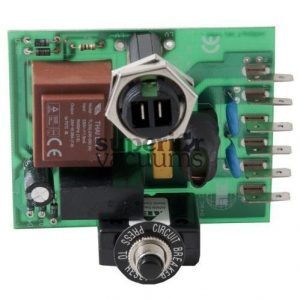 Cyclo Vac Circuit Board, Cyclo Vac 15 Amp / 240 Volt(Prior To 2009)