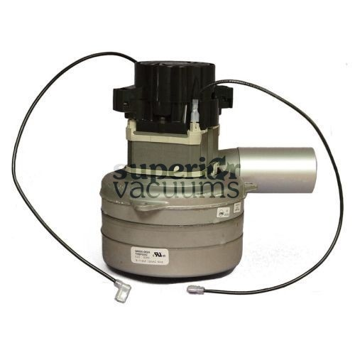 Cyclo Vac Motor, Cyclo Vac 3 Stage Bypass With Horn 655 Air Watt (710)