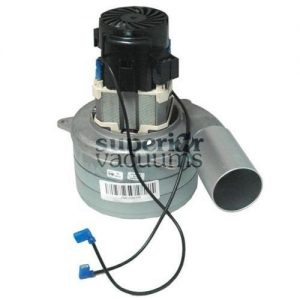 Cyclo Vac Motor, Cyclo Vac 2 Stage Bypass With Horn 605 Air Watt (310)