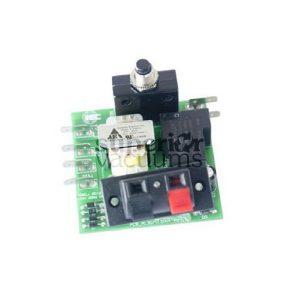 Cyclo Vac Control Board E and GS Units (2015)