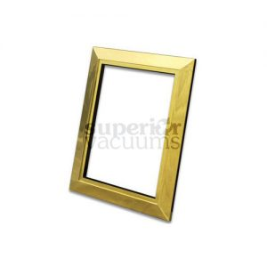 Cyclo Vac Trim Plate, Gold Deco