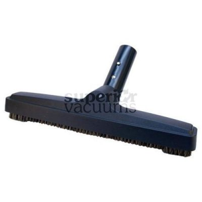 "FILTER QUEEN 12"" FLOOR TOOL FOR STRAIGHT WAND - BLACK"