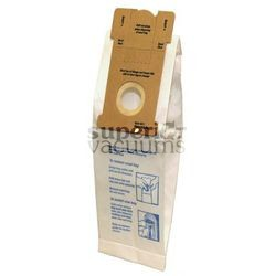General Electric and Eureka 3 Pack Vacuum Bags