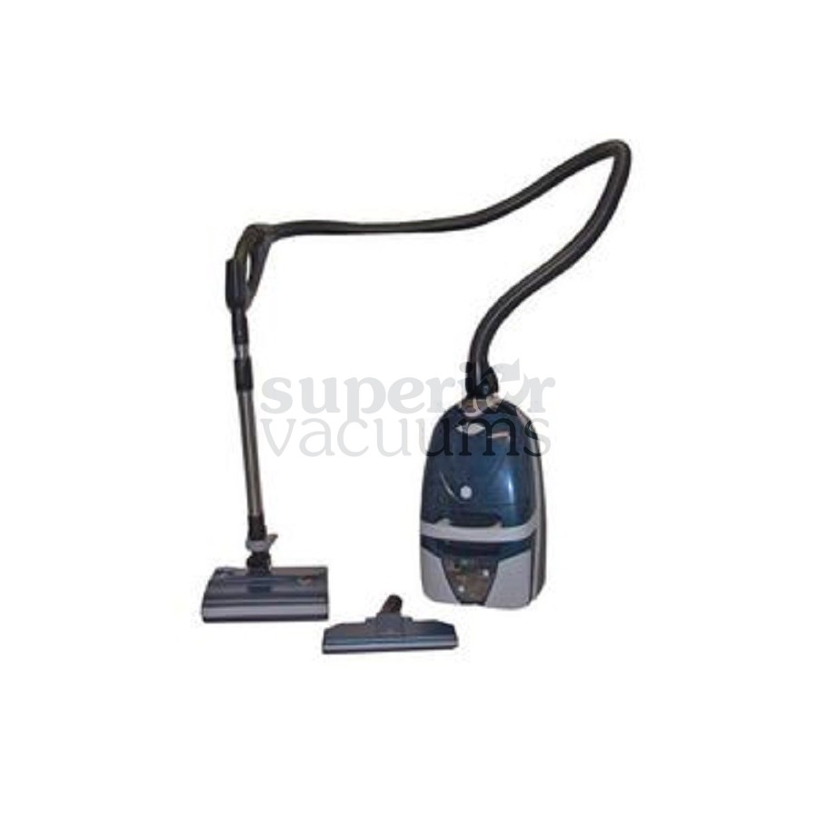 Lindhaus Aria Platinum Canister Vacuum with 12 Inch Power Nozzle