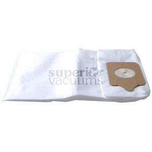 Numatic Vacuum Bag, 10 Pk Dustcare Small Hepa Type DC1804H