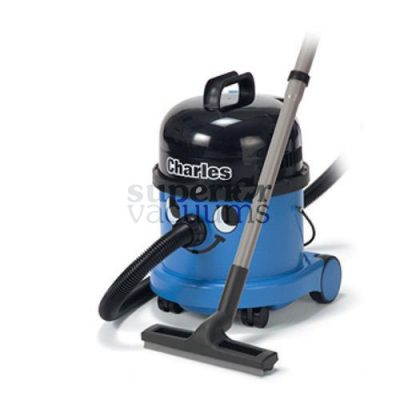Numatic Canister Vacuum, Charles Wet/Dry