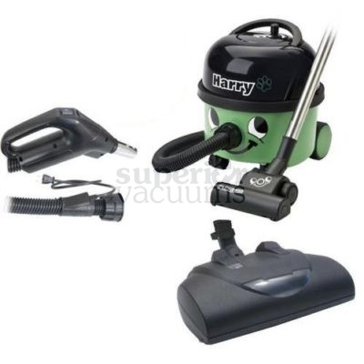 Numatic Canister Vacuum, Harry With Ebk360 Power Nozzle