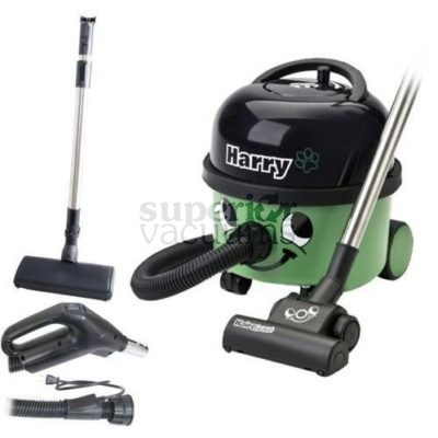 Numatic Canister Vacuum, Harry With Electric Power Nozzle