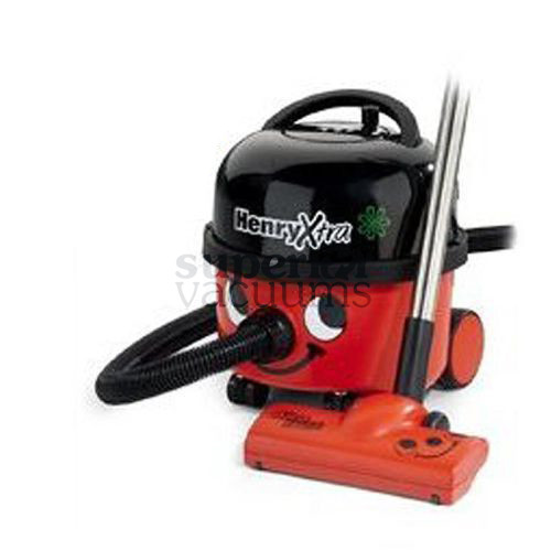 Numatic Canister Vacuum, Henry Xtra With Auto Save