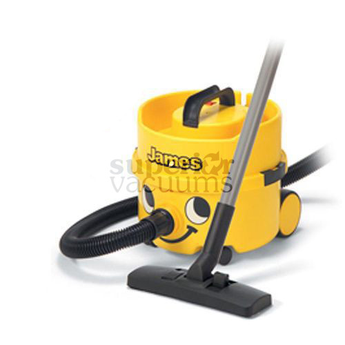 Numatic Canister Vacuum, James