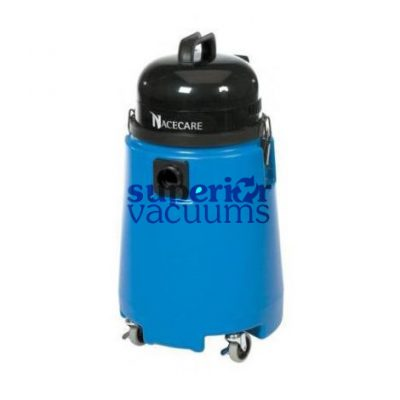 Numatic Canister Vacuum, Nacecare 11 Gal Wet / Dry Commercial