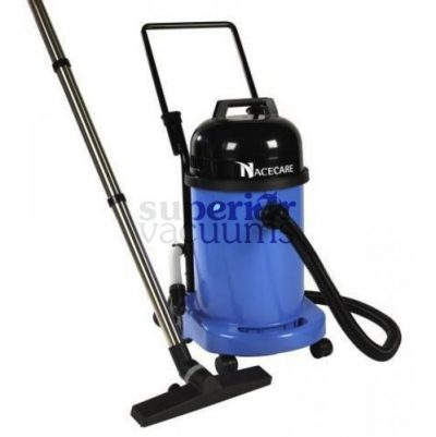 Numatic Canister Vacuum, Nacecare 7 Gallon Wet / Dry Commercial