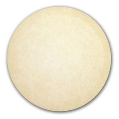 "Oreck 13"" Beige Polishing Pad for Marble"