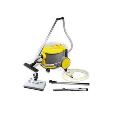 Shop-Vac Canister Vacuum AS6 with 12 Inch LH & SW
