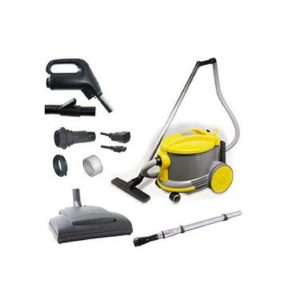 Shop-Vac Canister Vacuum AS6 with Power Nozzle & Switched Hose