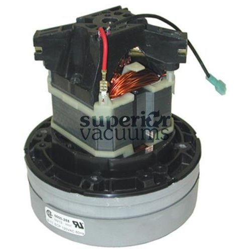 Cyclo Vac Motor, Cyclo Vac 2 Stage Flow Thru 560 Air Watt (90,110,210)
