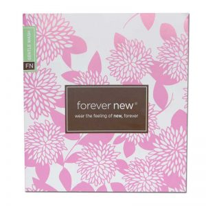 Forever New Decorative Laundry Powder Tin with 1Kg Powder & 3 Pack Dryer Balls