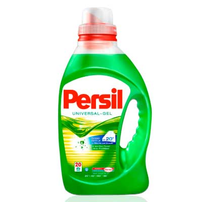 Persil Universal Gel Laundry Detergent - Green 1L