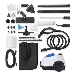 Reliable Steam Cleaner with CSS and EMC2, Accessory Kit - Brio 500CC
