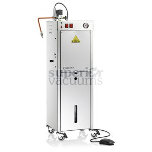 Reliable Stainless Steel Jewelry Steam Cleaner with Automatic or Portable Water Feed 9000CJ