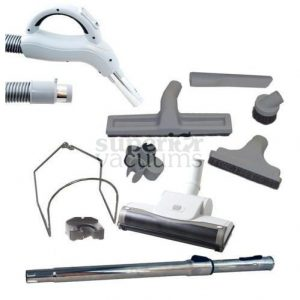 Air Driven Power Nozzle Kit & 30 Ft Low Voltage Hose