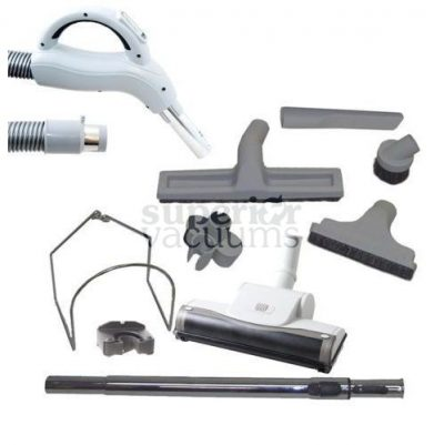Air Driven Power Nozzle Kit,   & 35 Ft Low Voltage Hose