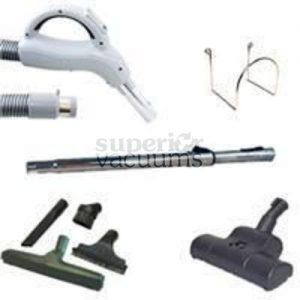 Air Driven Power Nozzle Kit & 30' Low Voltage Hose Econo