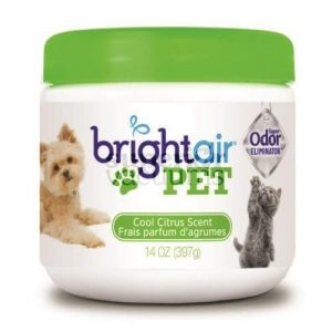 Bright Air Pet Odor Eliminator, 14oz  Bright Cool Citrus