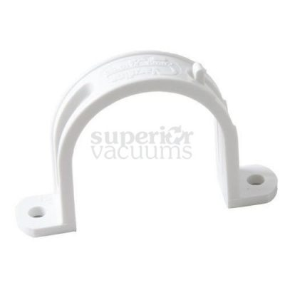 Central Vacuums Pipe Strap, 25Pk - Airstream