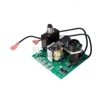 Central Vacuums Control Board, 18 Amp With Stand Off & Leads