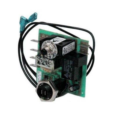 Central Vacuums Control Board, 15 Amp