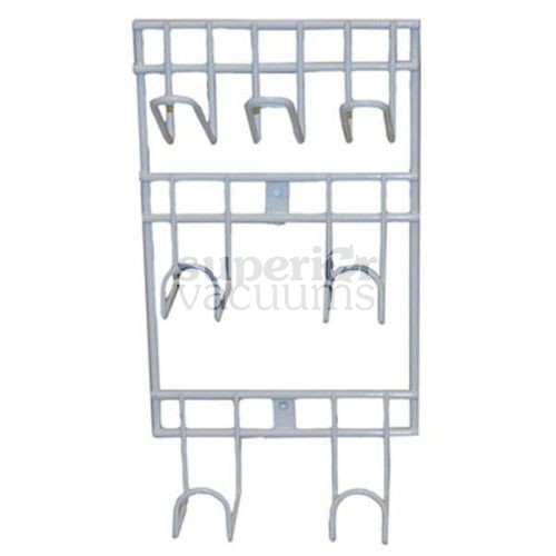 Central Vacuums Tool Hanger, Wire White