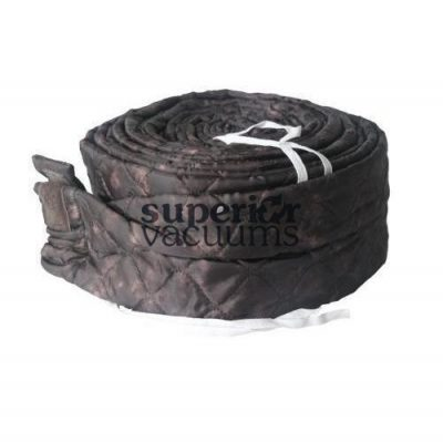 Central Vacuums Hose Cover, 35' Pad-A-Vac Padded Chocolate Marble