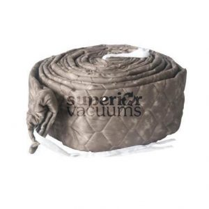 Central Vacuums Hose Cover, 35' Pad-A-Vac Padded Taupe Marble