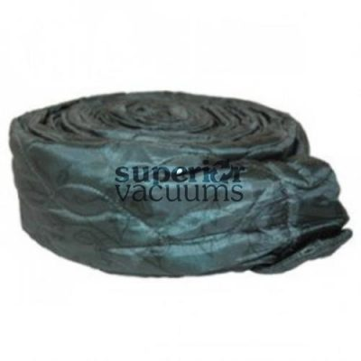 Central Vacuums Hose Cover, 30' Vac Soc Zippered Padded Green
