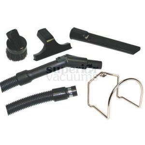 Central Vacuums Kit, 30' Car Care / Garage - Black