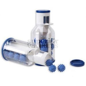Central Vacuums Flipbus, Cleaning Balls Dispenser Central Vacuum