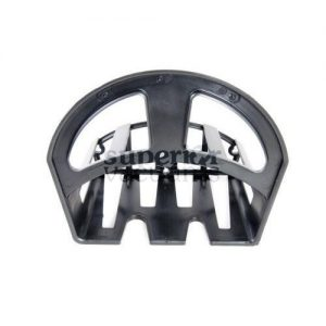 Central Vacuums Hose Hanger, Plastic Black