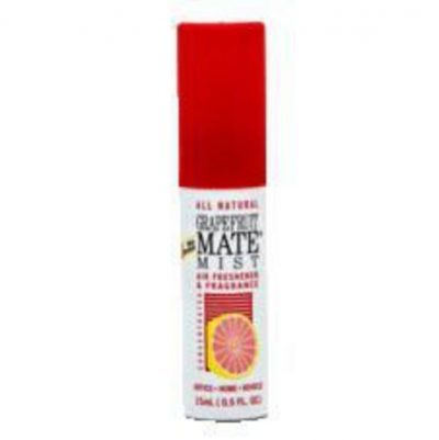 Citrus Mate Grapefruit Mate Mist .5 oz Mini Mate, Travel Size