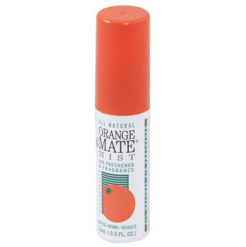Citrus Mate Orange Mate Mist .5 oz Mini Mate, Travel Size