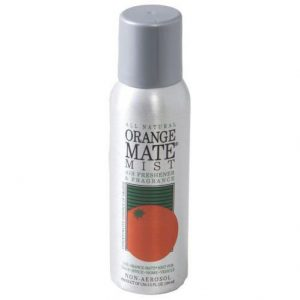 Citrus Mate Orange Mate Mist 3.5oz Non Aerosol