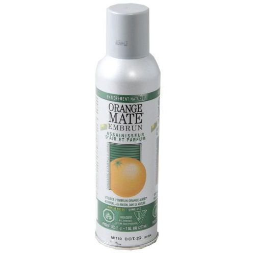 Citrus Mate Orange Mate Mist 7oz Non Aerosol