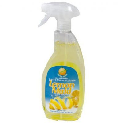 Citrus Mate Glass Cleaner - Lemon-Maid 22oz
