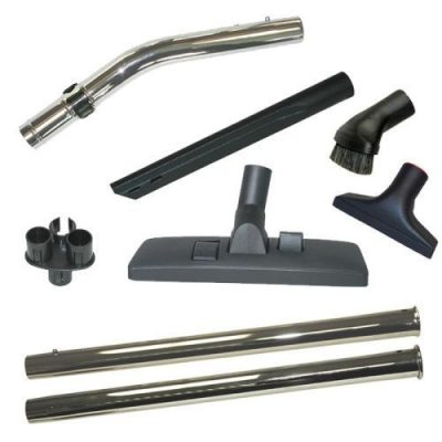 "Commercial Attachment Kit, 1 1/4"" - Black"