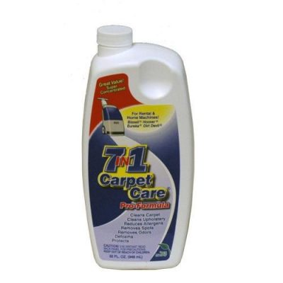 Carpet Express Cleaner, 1 Litre 7 In 1 Extractor